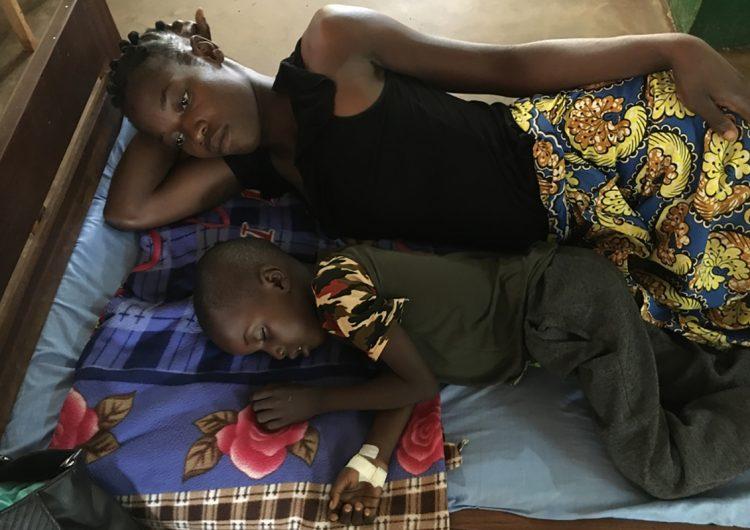 En tiempos de COVID-19, la malaria es la principal causa de muerte infantil en República Centroafricana