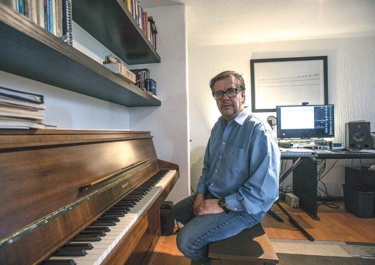 """""""La música se disfruta desde muchos géneros"""": Mario Santos"""