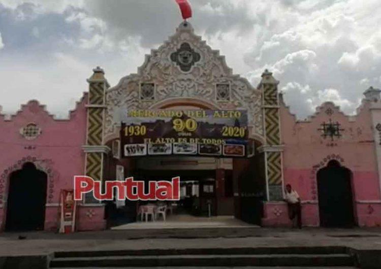 Mercado de El Alto cumple 90 años de atender a poblanos y turistas