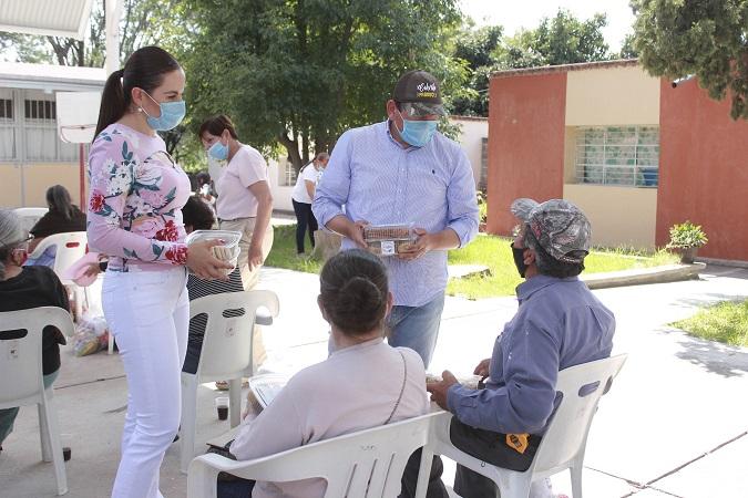 Refrenda municipio de Calvillo su apoyo a personas de la tercera edad
