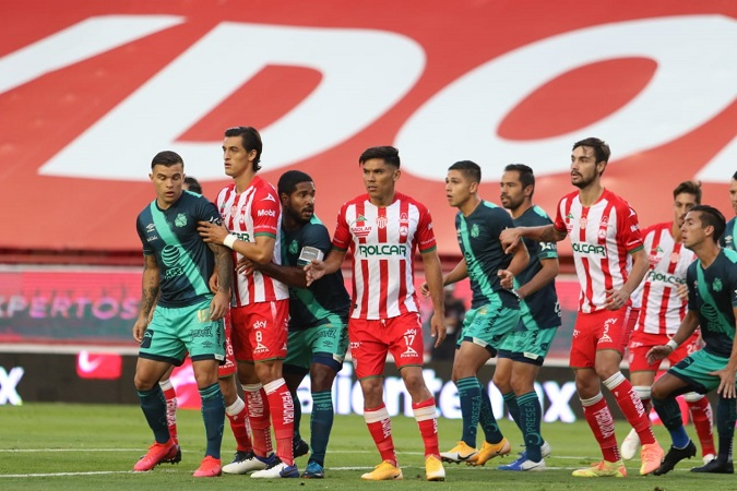 Necaxa pierde contra Puebla y amplía su racha de derrotas