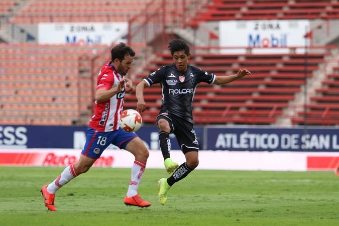 Aún y con nuevo técnico, Necaxa pierde frente a Atlético de San Luis