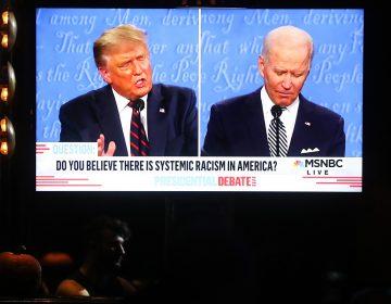 De tiempo y circunstancias   Las astillas del debate presidencial