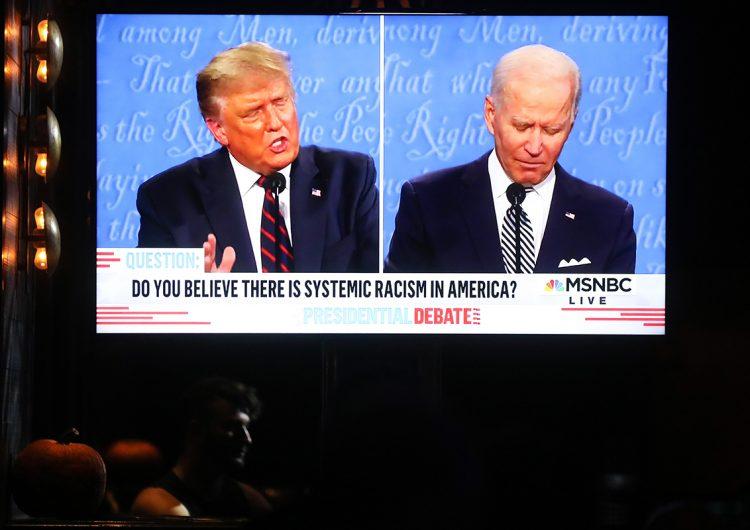 De tiempo y circunstancias | Las astillas del debate presidencial