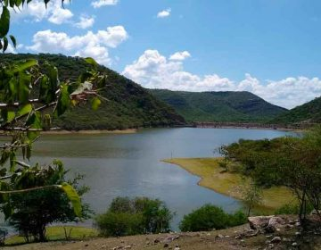 Presas y ríos al tope por lluvias en la Sierra Norte de Puebla