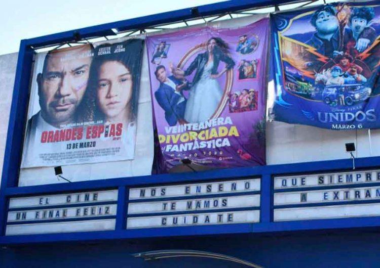 Reactivación de cines en Puebla en análisis