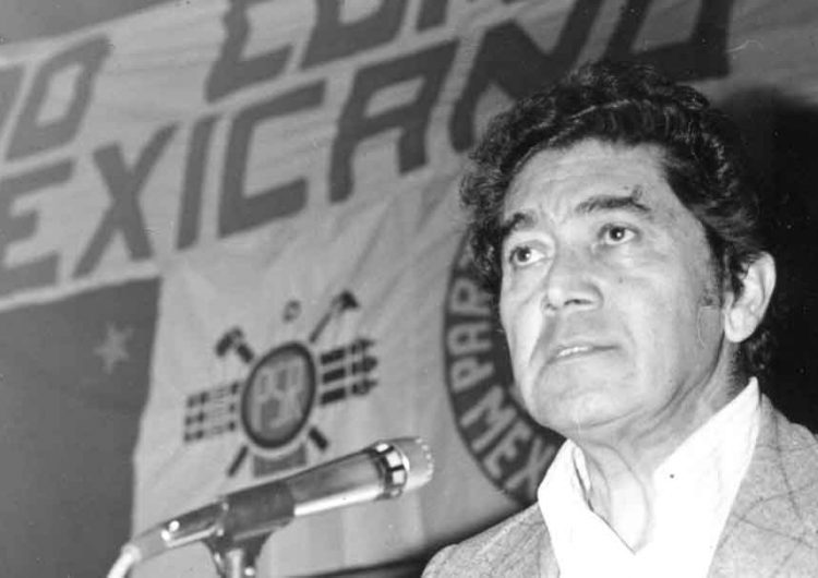 Rinde BUAP homenaje a líder social Arnoldo Martínez