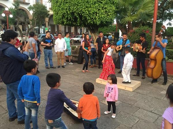 Se presenta cultura de Tacámbaro, Michoacán, en Museo Nacional de Pueblos Mágicos