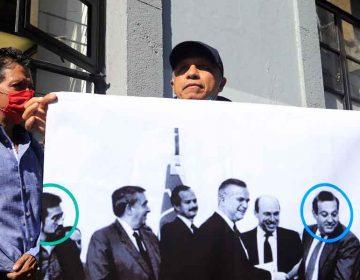 Telefonistas piden a la UIF que se investigue a Francisco Hernández