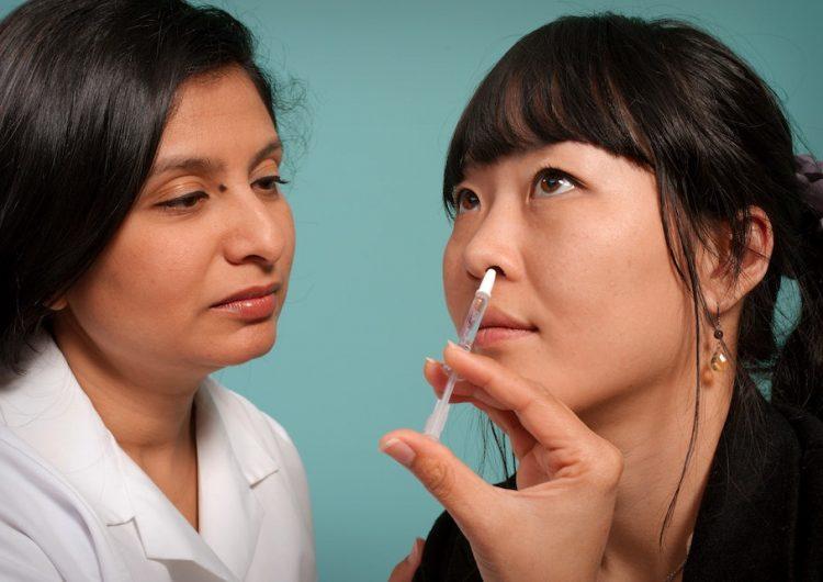 China probará en humanos una vacuna en aerosol nasal para el coronavirus