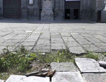Ventilan daños a seis meses del retiro de la Capilla Sixtina en la Catedral de Puebla