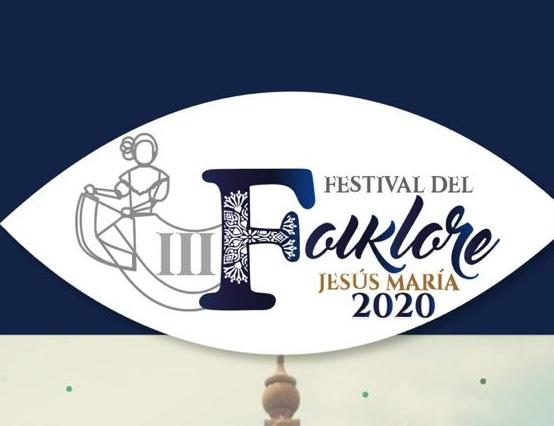 Anuncia Jesús María Tercer Festival del Folklore en línea