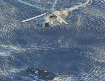 Intercepta Marina embarcación con droga