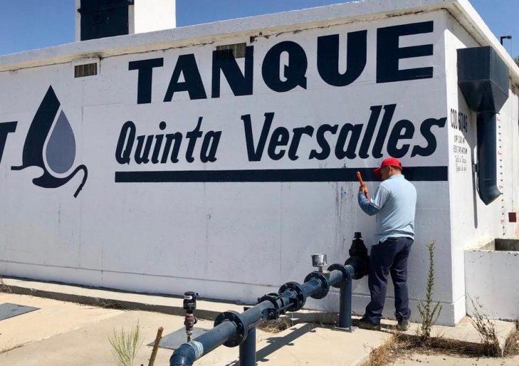 "Registra CESPT niveles óptimos de agua en tanques principales tras ""pausa programada"""