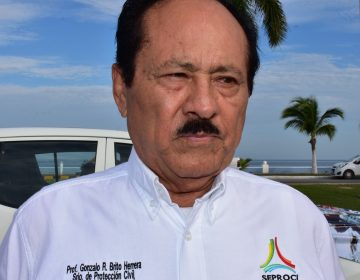 Fallece ex secretario de protección civil en Campeche.