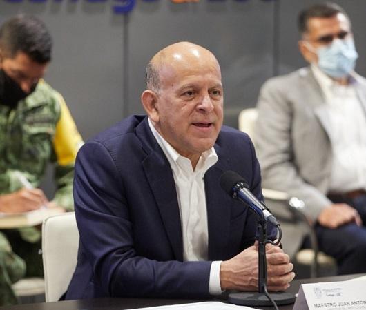 Visita director del INSABI a Aguascalientes…para repartir boletos de la rifa del avión