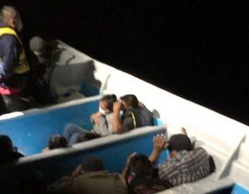 Detienen a 15 migrantes mexicanos que intentaban cruzar por mar a San Diego