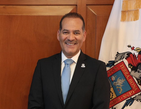 Será virtual el cuarto informe de gobierno de Martín Orozco