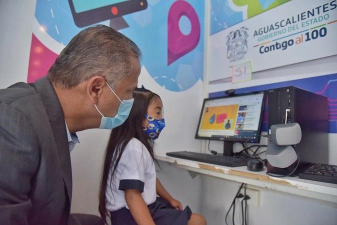 Ponen en marcha unidad de alfabetización digital en Jesús María