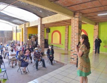 Realiza DIF Municipal gira en clubes de la tercera edad en Jesús María