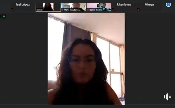 Realizan charla virtual sobre adicciones en mujeres de Jesús María