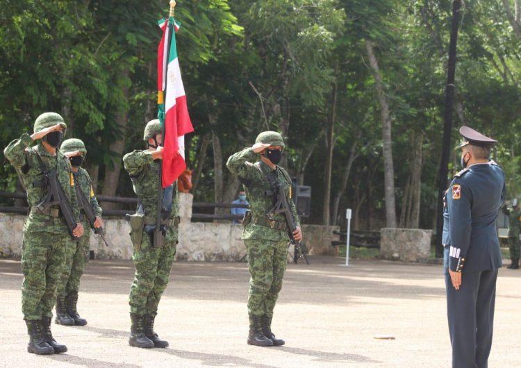 Hay nuevo comandante de Zona Militar en Mérida