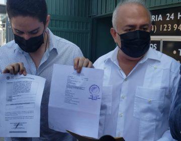 Denuncia Osuna Millán a Jaime Bonilla ante la FGR por abuso de autoridad