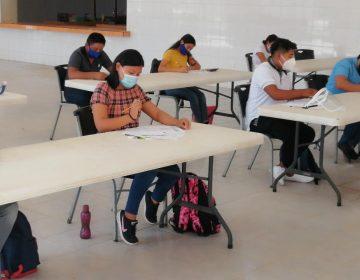 Alista Campeche regreso a clases en aulas