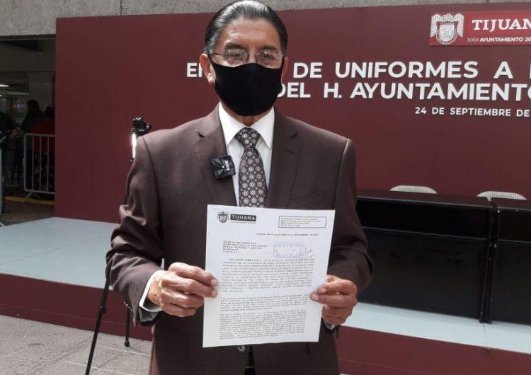 Exigen a Pérez Rico levantar clausura de Servicios Médicos Municipales de Tijuana