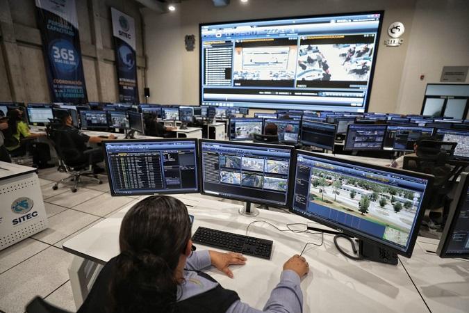 Más de 3 mil cámaras se conectarán al C-5 de seguridad pública de Aguascalientes