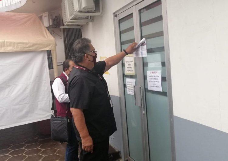 Reabren instalaciones de la Dirección de Servicios Médicos de Tijuana