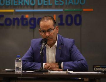 Desde agosto contagios de Covid-19 van a la baja en Aguascalientes: Orozco