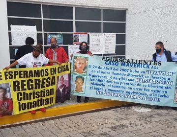 Se manifiestan familiares de desaparecidos por falta de seguimiento a investigaciones