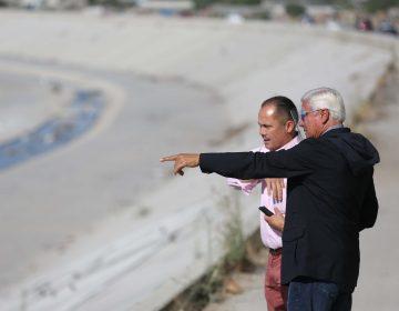 El gobierno de Bonilla no licitó millonaria limpieza del río Tijuana