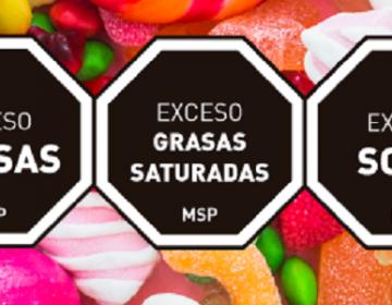 Más de 20 mil pesos costará a empresas nuevo etiquetado alimenticio