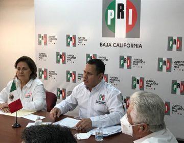 Presenta PRI amparo contra nuevos impuestos en BC