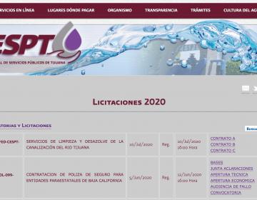 Publica CESPT contratos de limpieza del río Tijuana, tras reporte de Newsweek