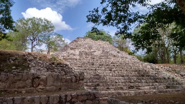 Abren parcialmente Edzná en Campeche