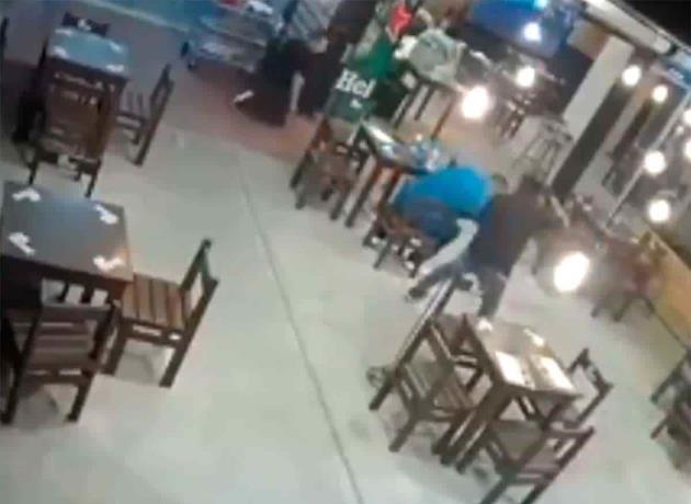 Identifica Fiscalía Estatal a presuntos responsables de homicidio en bar La Tejuinera