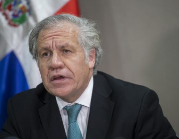 México critica labor de Almagro en la OEA: usa sus facultades para tomar decisiones políticas