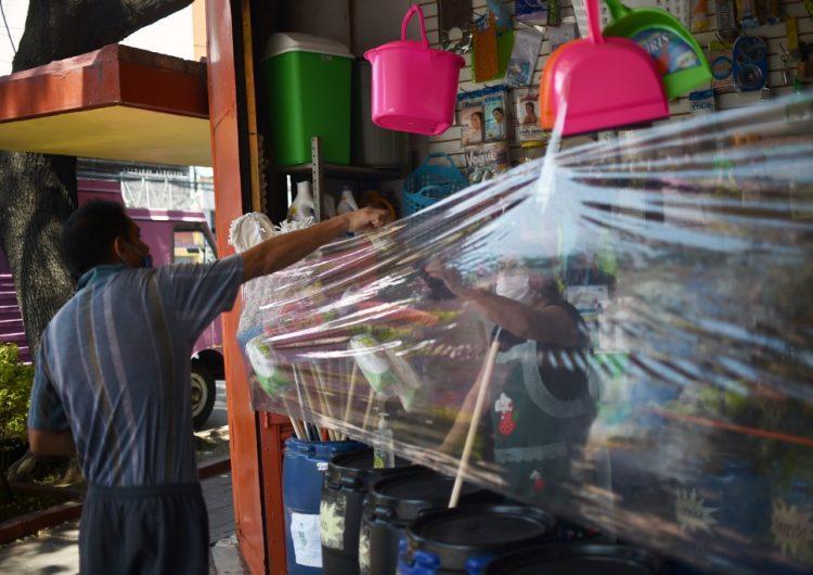 """El FMI mejora pronóstico del PIB para México, pero advierte de """"profundas recesiones"""" en AL"""