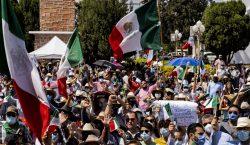 A más de un mes de protestas, México alcanza acuerdo…