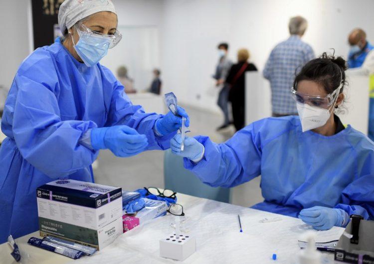 Se disparan los contagios en Europa y España decreta el estado de alarma en Madrid