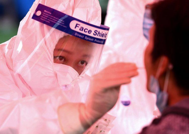 China realiza 10 millones de pruebas de COVID en una ciudad que tuvo pequeño brote