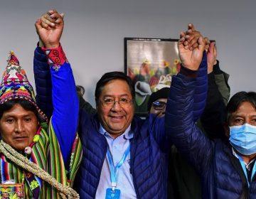 Con el 98 por ciento de votos contados, se confirma triunfo de Luis Arce en Bolivia