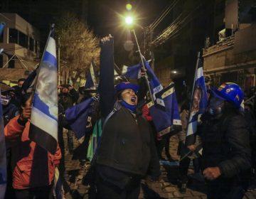 """Bolivia """"ha recuperado la democracia"""": partido de Evo celebra la victoria electoral de Arce"""