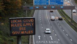 Reino Unido: Gales aprueba dos semanas de confinamiento a sus…