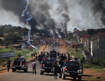 "Policía de Nigeria dispara contra manifestantes; ONG denuncia ""varios"" muertos"
