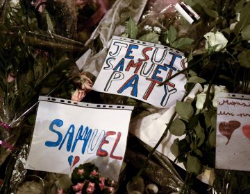 Siete personas comparecerán ante juez antiterrorista por decapitación de profesor en Francia