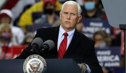 Asesores del vicepresidente Mike Pence dan positivo a COVID-19 en…